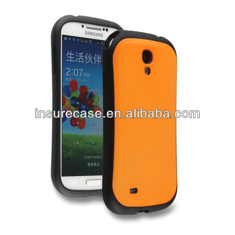 2013 Newest 4th Generation TPU PC iface case for Samsung galaxy s4 I9500