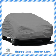 PEVA And Polycotton Waterproof Car Parking Cover