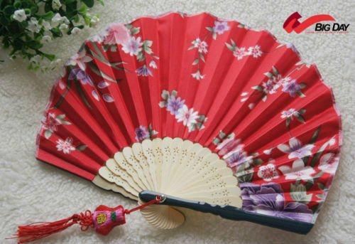 chinese craft fan Chinese Folk Art Hand Fan