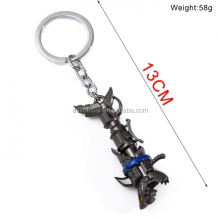 League of Legends(LOL) Jinx Key Chains Anime Products
