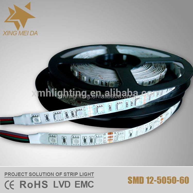 Low power high brightness led smd 5050 led plant grow light strip