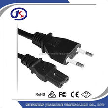 hot new products 1.2m 1.3m 1.8m C6 AC cable/Power Cord