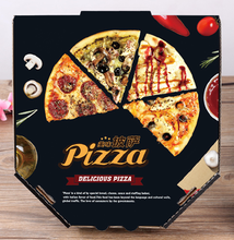 Custom Logo Pizza Box with High Quality
