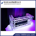 Aluminum truss for Trade show dj booth truss Exihibition truss on sale