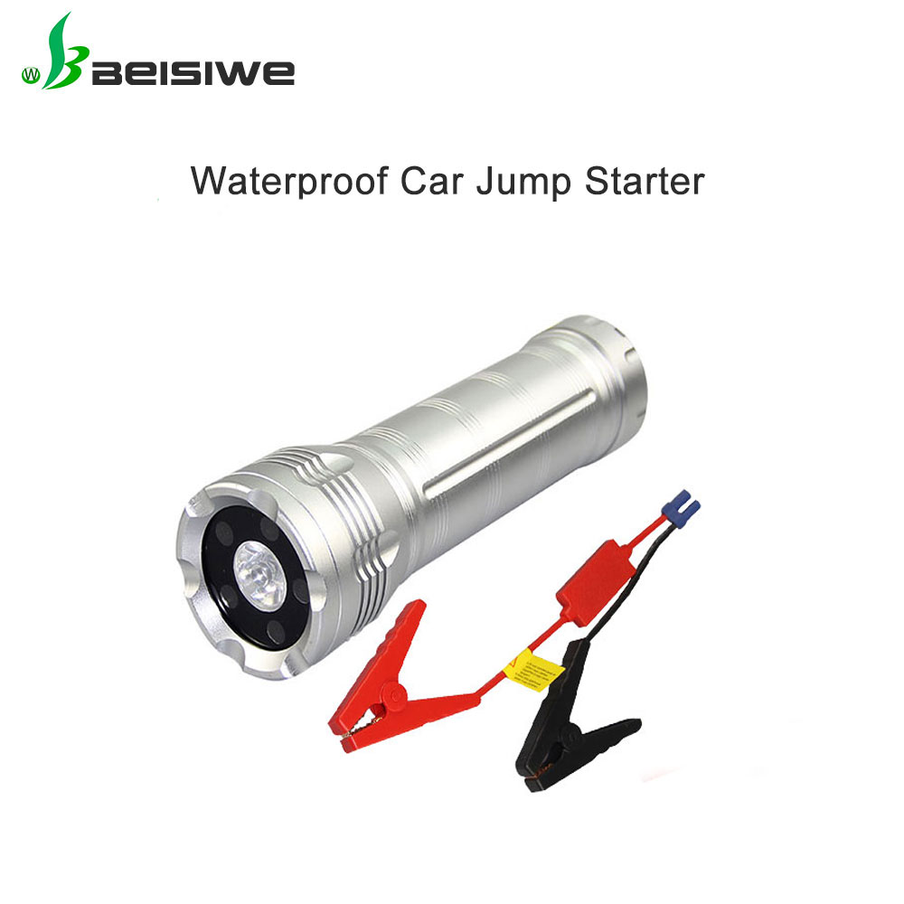 Easy taking IP68 waterproof auto emergency power bank portable car jump start