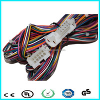 RoHS universal custom electrical car wire harness