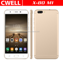 Shenzhen Mobile Phone 16GB X-BO M1 5.5 inch 3G WCDMA 4G Lte Cheap Cell Phone