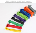 High Quality Levels Exercise Training Biceps Elastic Power Loop Resistance Band
