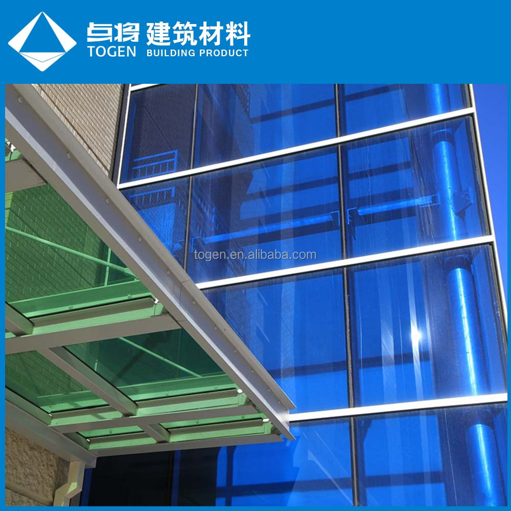 Low E Glass Curtain Walling/ Skylight Glass