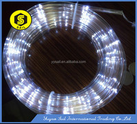 Plastic extrusion article with custom LED,solar energy string lights for holiday,christmas day,party,welding