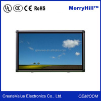 55 inch led touch screen monitor lcd promotional display monitor