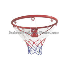 Metal Basketball Rim with net