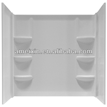 Customized Hotel Tub Surrounds