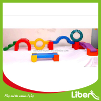 Outdoor/Indoor Kids Playroom Balance Beam Toys Garden Fun Kids Plastic Toys