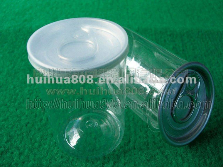 clear plastic tube for canned food