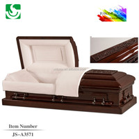 equipment funeral American style coffins and caskets