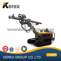 2014 new product! 58kw crawler bore pile drilling machine H281 Kerex China