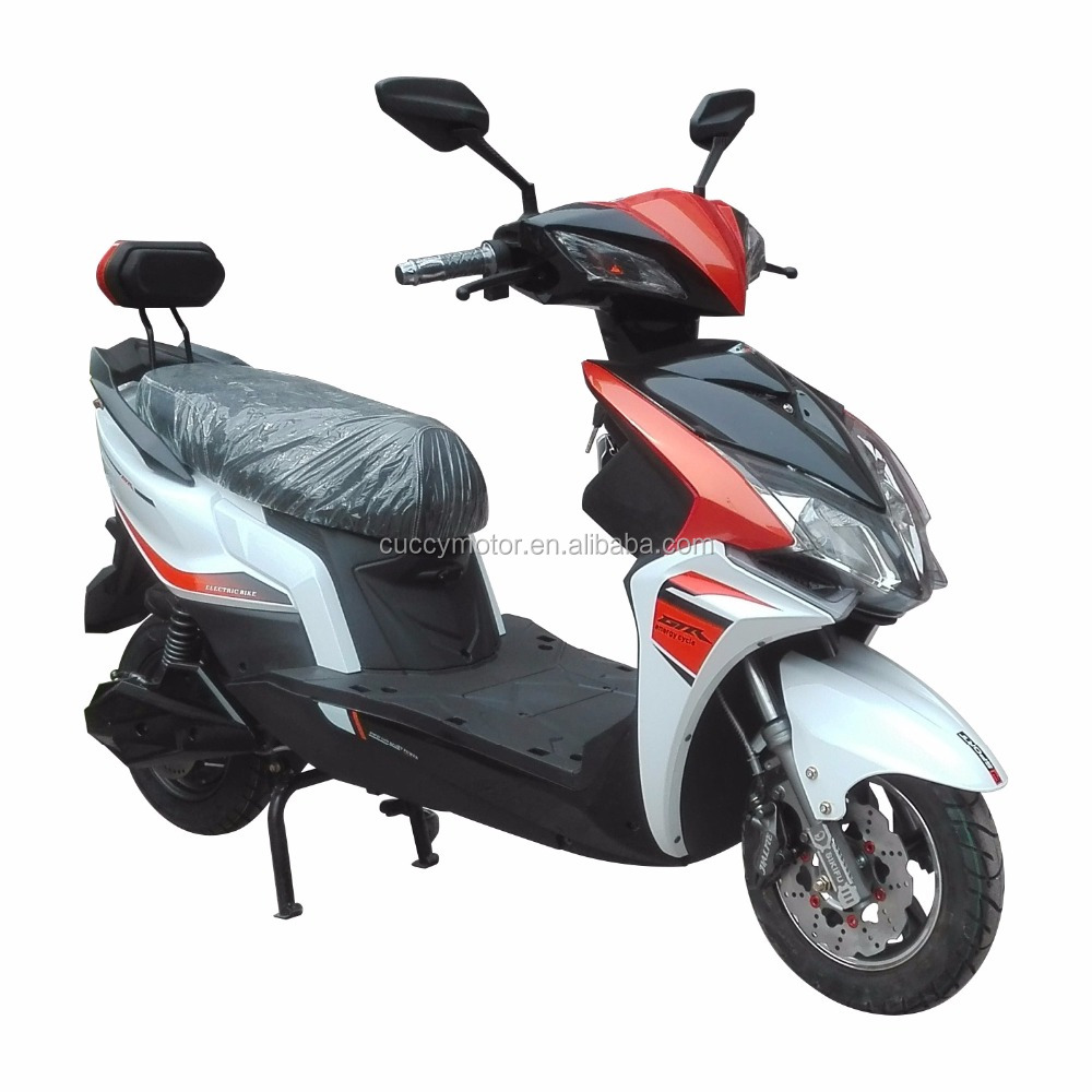 2017 new 1500w lithium bicicleta electrica, 1000w 2 seat fast mobility electric scooter