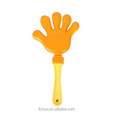 kids educational plastic hand clapper toy,plastic sticky hand toys