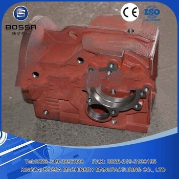 Mercedes benz truck iron gearbox housing casting buy for Mercedes benz iron