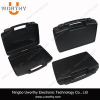 432x310x100mm China Supplier Handheld Plastic Case with Customized Foam