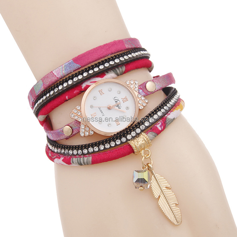 Fashion leather imitation cheap watch Wholesale ZBWH-0040