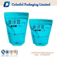 custom packaging bags for apparel/wholesale legal high/fairly legal/underware/socks