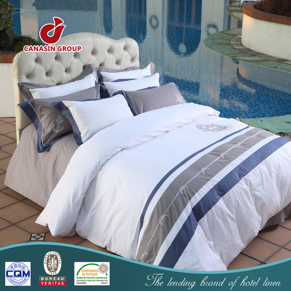 european style hospital bed linen