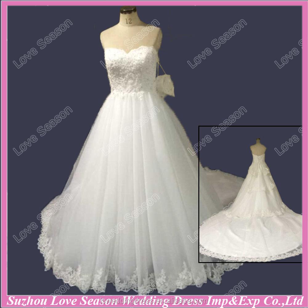 ... dentelle strass robe de mariée robe de mariée avec manches courtes