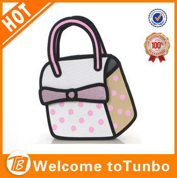 Handbag women mini bag cartoon bag handbags latest model