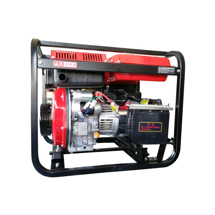 3kw Rated Power and 230V Rated Voltage home use diesel generator DMD3500LE