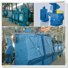 Q326 type blasting equipment to clean small auto parts