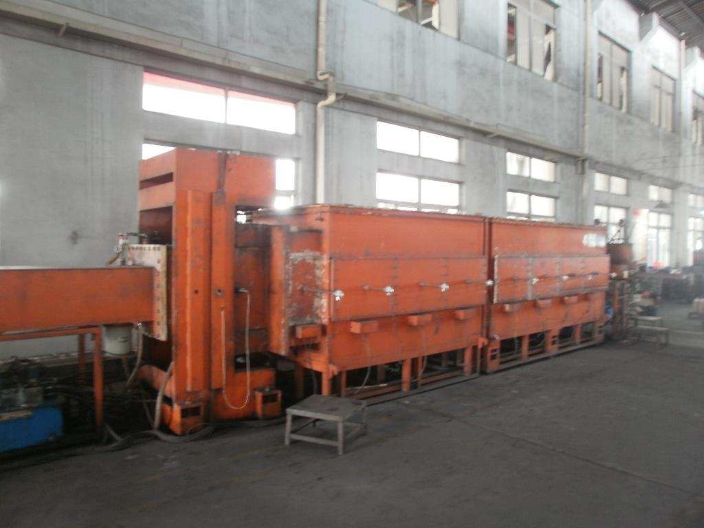 Tunnel Furnace Sintering