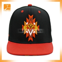 Cap Manufacturer Wholesale Custom/Design Plain 3D Embroidery Cotton Twill FlexFit Snapback Cap And Hat