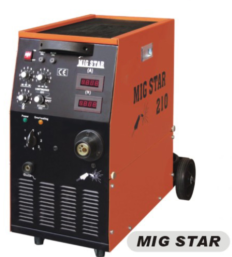 Certificated MIG STAR 250 Portable Welding Machine Specifications