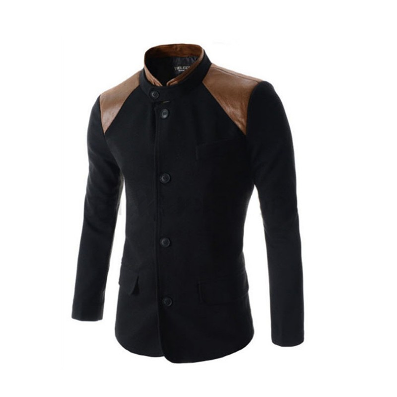 Hot sale 4 size M/L/XL/XXL for choice cheaper price and good quality coat winter blazer