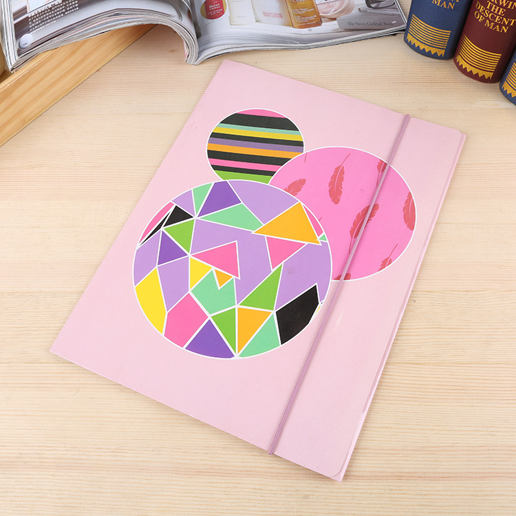 Office stationery decorative hanging file folders
