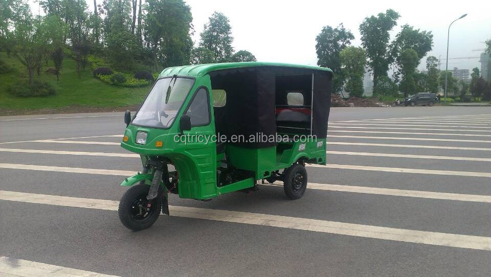 made in china 150cc bajaj taxi passenger tricucle for sale