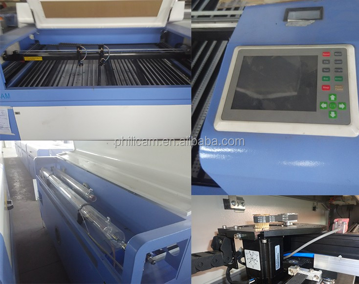 multi head co2 laser machine/laser cutting and engraving machine