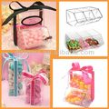 custom made acrylic candy box dispenser biscuit showcase