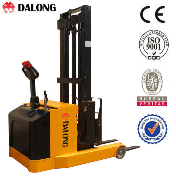Reach Stacker,1300kg Capacity, Electric Power Steering, AC Motor