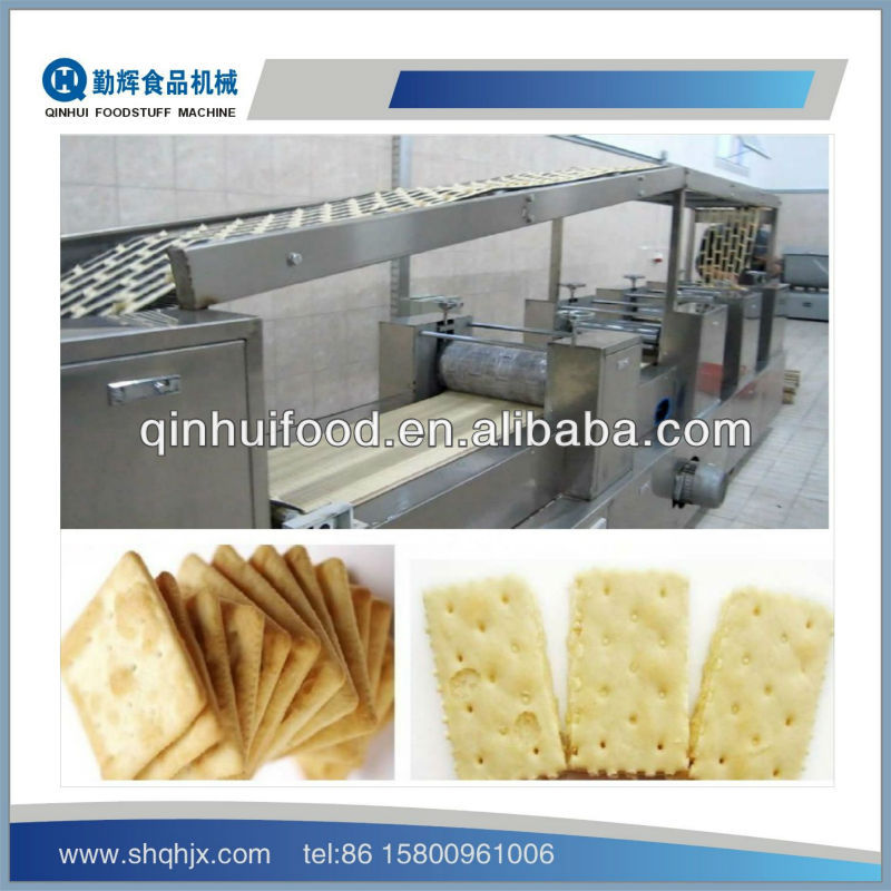 biscuit production process