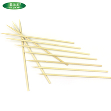 Wholesale disposable decorative skewers bamboo stick