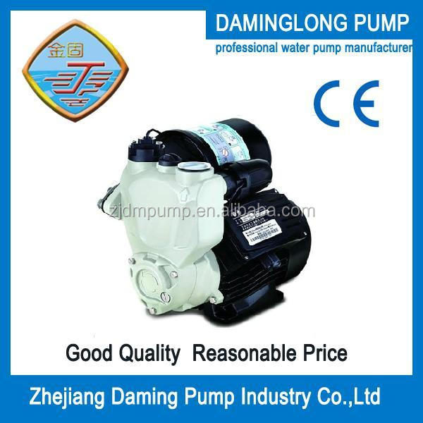 Automatic Water Pump, Electric Water Pump With Pressure Tank(JLm60-400A)
