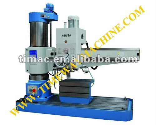 80mm Drilling / Radial Drilling Machine For Metal Processing / RD825