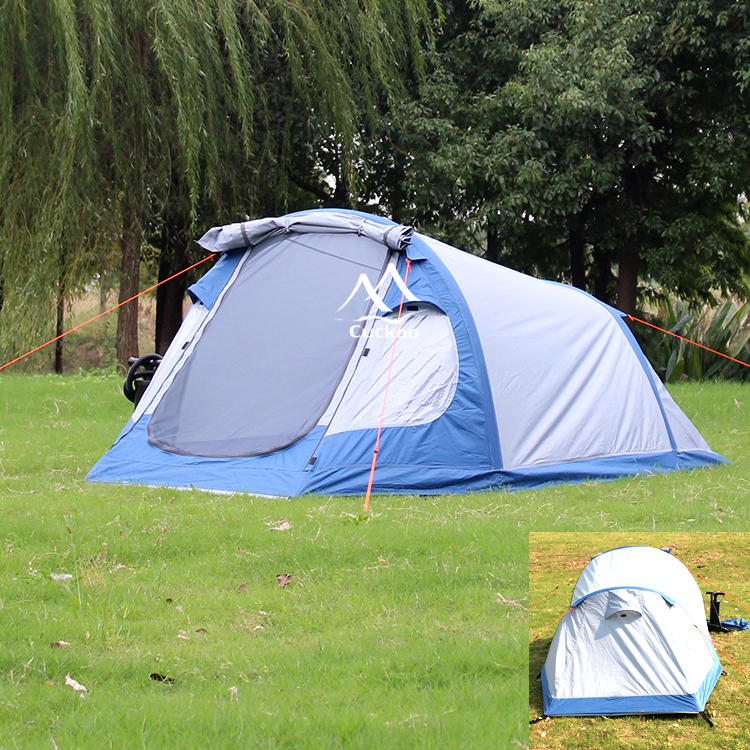 Waterproof 1~2 person inflatable outdoor works tent