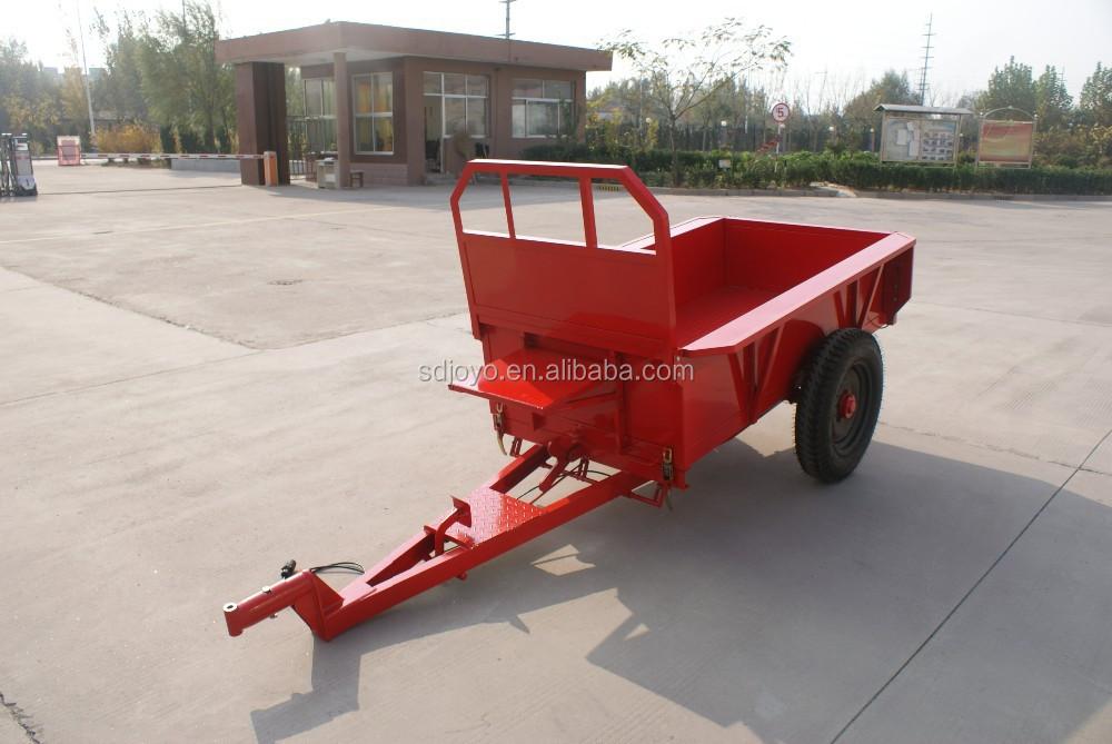 Tractor Supply Axle Trailer : Mini farm trailer single axle dump for
