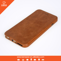 Custom High Quality Mobile Phone Leather Cases for iPhone