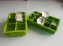 FDA Quality Fancy Custom Silicone Ice Cube Tray For Making Perfect Shaped Ice Cube