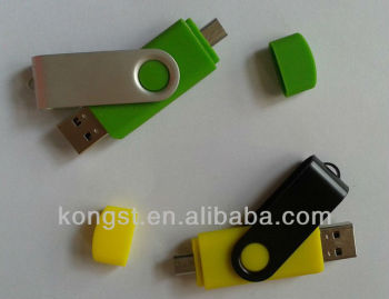 Cell Phone usb flash drive which support OTG funtion